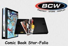 BCW - Comic Book Stor-Folio - Current & SIlver Age Größe - NEU & OVP!