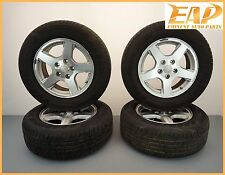 "05-07 JEEP GRAND CHEROKEE 17"" RIMS TIRES WHEELS SET 235/65R17 #2"
