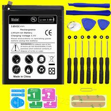 High Capacity Battery f Motorola Moto G6 Play Xt1922 Xt1922-7 4100Mah 3.85V New