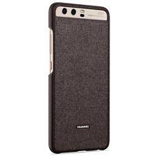 Huawei Coche Funda para Huawei P10 Caso Del Ipad Tela Superficie Braun