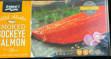 Trident Wild Alaskan Smoked Sockeye Salmon 20 Oz (1.25 lb) Pez