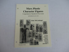 Marx Plastic Character Figures Toy Soldiers Disneykins Presidents Western 2000