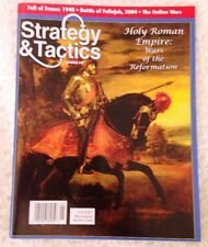 NEW, Strategy & Tactics, S&T #247 Holy Roman Empire: Wars of the Reformation