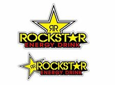 JDM Rockstar Sticker Decal Dirt Mountain Bike Helmet Tuning Racing Motocross USA