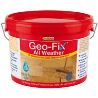 Everbuild Geo fix All Weather |   | 14kg Ready Mixed Paving Jointing Compound