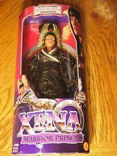 "Toy Biz 1999 12"" War Lord Xena of the Xena Warrior Princess Collection, MIB"