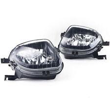 Fog Light For 03-06 Mercedes Benz E-Class (W211) Clear Lens PAIR