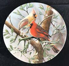 Knowles Encyclopaedia Britannica Birds of Your Garden The Cardinal