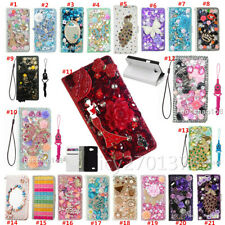 For Motorola Moto ONE/ONE POWER/ONE Vision/Z2 Z3  Case Flip Wallet Leather Cover