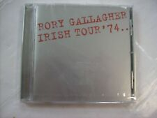 RORY GALLAGHER - IRISH TOUR '74 - CD SIGILLATO 2012