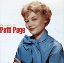 Very Best Of Patti Page - Patti Page (2013, CD NEUF)