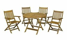 Royalcraft Wood Up to 4 Garden & Patio Furniture Sets