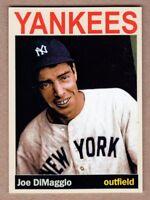 Joe DiMaggio '36 New York Yankees Monarch Corona Private Stock #38 mint cond.