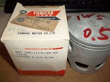YAMAHA IT250 IT400 PISTON 2 0/S 0.50 IT 250 IT 400 1W5-11636-00-00