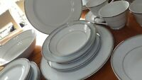 Fine China Dinnerware Sincerity by IMPERIAL China Wedding China service 4 32pcs