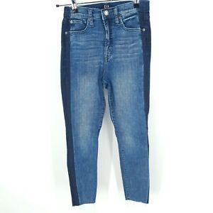 Gap Womens Jeans 2/ 26 True Skinny Regular High Rise Medium Wash