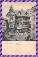 CPA 63 - THIERS  - Le chateau de piroux