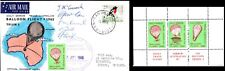 More details for 1965 trans australia balloon flight cancelled accident signed with mirror ms mnh