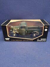 MOTOR MAX 1941 PLYMOUTH PICKUP 1:24 Scale Die-Cast Truck Replica No. 73200 NIB!