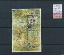 LO54975 Belgium 2011 Europa Cept forest nature sheet MNH fv 11,46 EUR