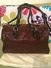 Cole Haan Brown Leather Handbag NWOT Comes With Dust Bag
