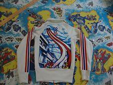 Adidas Originals Puerto Rico San Juan Hip-Hop Athletic Track Jacket Adult XS