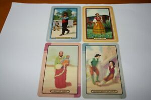 Swap Cards - Traditional Country Dress