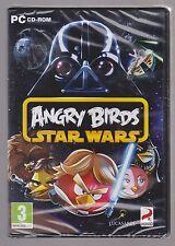 Angry Birds Star Wars Nuevo + Sellado PC CD ROM Juego (P981)