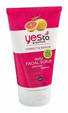Yes to Grapefruit Correct & Repair Daily Facial Scrub, 4 oz (Pack of 6)