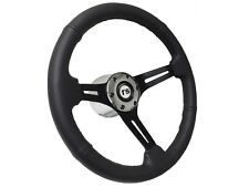1969 - 1989 Chevy Camaro S6 Perforated Leather Steering Wheel Rally Sport Kit