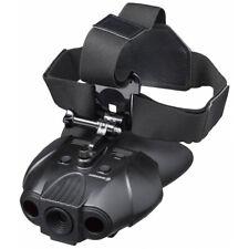 BRESSER Digitales Nachtsichtgerät mit Kopfhalterung Night Vision Nacht Fernglas