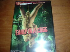FAIRY IN A CAGE DVD NAOMI TANI NEW Nikkatsu Erotica COLLECTION Global Shipping