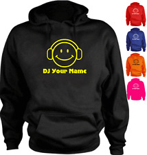 DJ SMILE YOUR NAME Custom New Hoodie