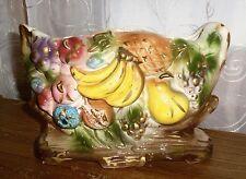 Vintage Sutton's Creations Japan Ceramic Wall Vase Planter Cool Springs Park