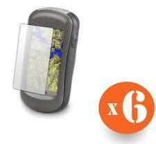 6 x Screen Protectors for Garmin Oregon 450t GPS Shield Film Guard Cover