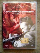 La rivoluzione ungherese ottobre 1956 - regia di L. Tiberi - dvd nuovo sigillato