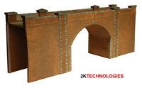 Superquick A14 Red Brick Tunnel, Portals or Bridge Die Cut Card Kit 00 Gauge 1st