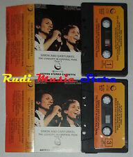 MC SIMON & GARFUNKEL Concert in central park 1/2 1982 italy GEFFEN cd lp dvd vhs
