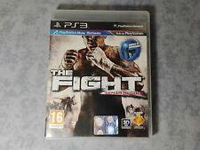 THE FIGHT SENZA REGOLE PLAYSTATION MOVE PRIMA STAMPA SONY PS3 ITALIANO COMPLETO