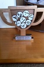 Football Trophy Manager Coach Gift Tallies Personalised