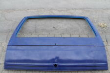 vw T3 HECKKLAPPE blau / Bus Multivan Caravelle Redstar Tailgate Carat wbx Bully