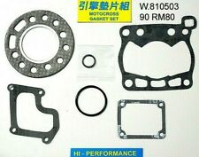 Suzuki RM80 RM 80 1990 Top End Gasket Set / Kit