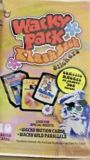 Topps Wacky Packages  Flashback Series 2008 1 pack (10) Parody Cards