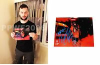 WWE FINN BALOR HAND SIGNED AUTOGRAPHED 8X10 PHOTOFILE PHOTO WITH PROOF AND COA C