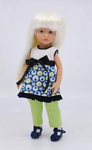 "Eliza 10"" Vinyl Doll Thursday's Child Sculpt by Dianna Effner for Boneka"