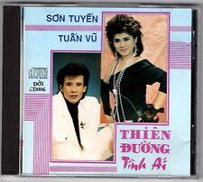 Son Tuyen & Tuan Vu - Thien duong tinh ai (Vietnamese music CD) DOI CD006