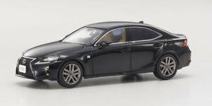 Kyosho KS03658BK 1:43 Lexus IS350 F SPORT (Black) model cars