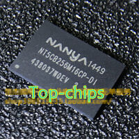 1X NT5CB256M16CP-DI Memory chip BGA