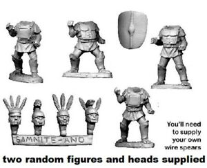 Ancient 28mm metal figures Crusader Miniatures multi listing