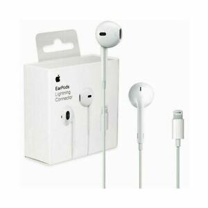 ORIGINAL Apple Kopfhörer EARPODS für IPHONE 11 PRO MAX X XS MAX 7 7+ 8 8+ 10